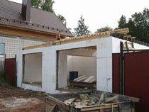 Строительство гаражей под ключ. Михайловские строители.