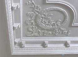 поклейка лепнины в Михайловске
