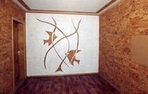 ремонт стен в Михайловске