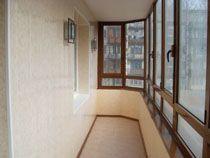 Ремонт балкона в Михайловске. Ремонт лоджии