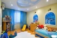 Отделка детской комнаты в Михайловске