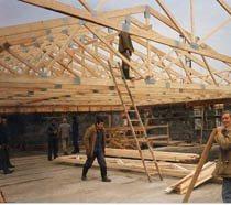 Строительство крыш в Михайловске и пригороде